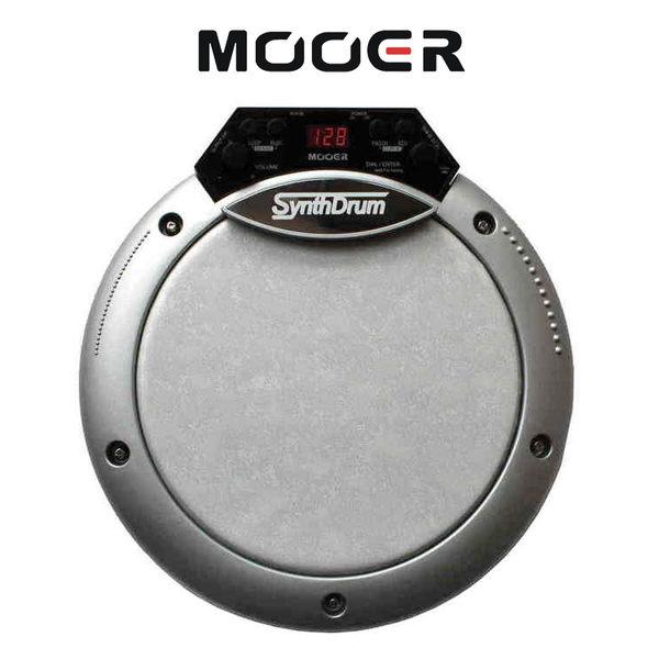 小叮噹的店- MOOER HD50 Synth Drum 電子手鼓 電鼓合成器 (MRPD-SD)