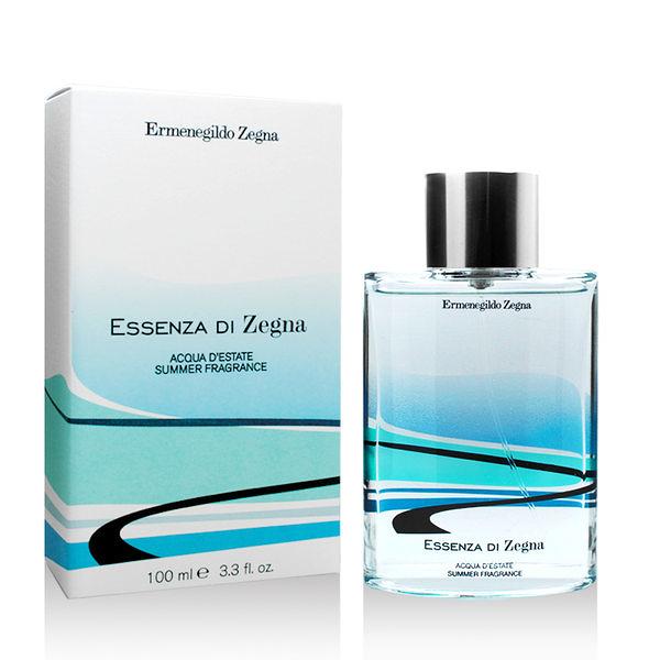 Ermenegildo Zegna傑尼亞 夏季海洋版男性淡香水 100ml【UR8D】
