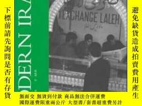 二手書博民逛書店Modern罕見Iran: A Volume In The Comparative Societies Serie