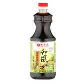 萬家香日式和風佐醬1000ml/瓶【愛買】