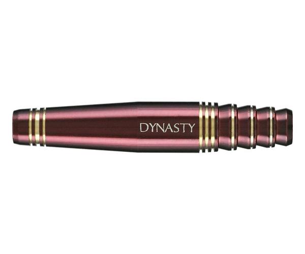 【DYNASTY】BRASS DARTS SET NINE WineRed 鏢身 DARTS