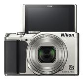 Nikon  A900 64G+原廠電池(含標配+随機+註冊)共3顆+專用座充+三合一HDMI+鋼化膜+清潔組