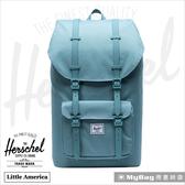 Herschel 後背包 Little America 大型 小美國筆電後背包 LIL AMER-3254 淺藍色 得意時袋