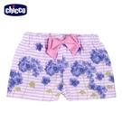 chicco-芭蕾舞者-條紋花朵短褲