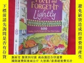 二手書博民逛書店Fix-It罕見and Forget-It Lightly: 6
