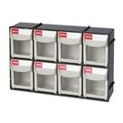 SHUTER 樹德 FO-308 八格小物置物整理盒/零件櫃 8抽 303X87X203mm
