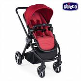 Chicco Best Friend 義式跑旅雙向手推車-派對紅 ★送 新生兒軟墊+雨罩