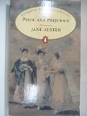 【書寶二手書T1/原文小說_B89】Pride and Prejudice by Jane Austen
