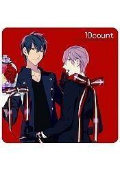 10 count 小方巾