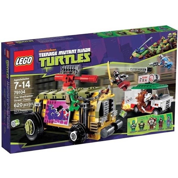LEGO 樂高 樂高玩電影2 Emmet & Lucy's Escape Buggy 艾密特和露西的越野車 70829