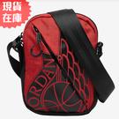 ★現貨在庫★ NIKE JORDAN Jumpman Wings Festival Bag 側背包 小方包 休閒 紅 【運動世界】9A0198-R78