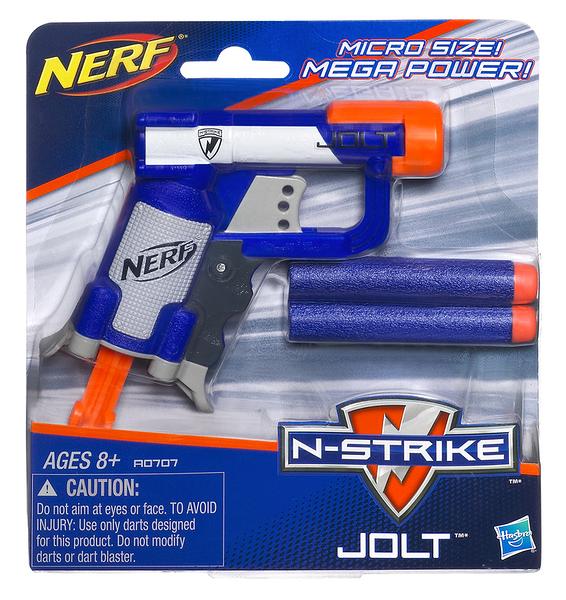 NERF樂活射擊遊戲 Elite菁英系列 震撼者 JOLT 單發射擊 TOYeGO 玩具e哥