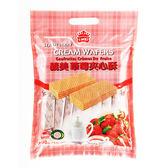 義美夾心酥-草莓口味400g【愛買】