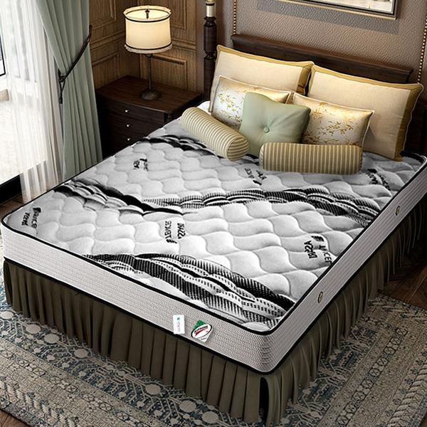 ASSARI-尊榮天絲竹炭3M防潑水獨立筒床墊(單人3尺)