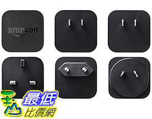 [106美國直購] Amazon 53-000148 充電座 充電器 Kindle PowerFast International Charging Kit Charger Adapter