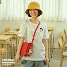 STAYREAL x 櫻桃小丸子 小丸子上學去側背包