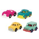 美國【B.Toys】Wonder Wheels系列 兩扇門車友會-兜風(VE1045Z)[衛立兒生活館]