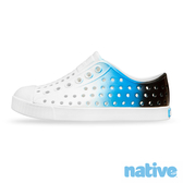 native 大童鞋 JEFFERSON 小奶油頭鞋-遠洋藍漸層