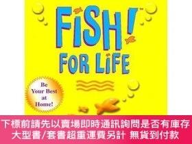 二手書博民逛書店Fish!罕見for Life A Remarkable Way to Achieve Your Dreams
