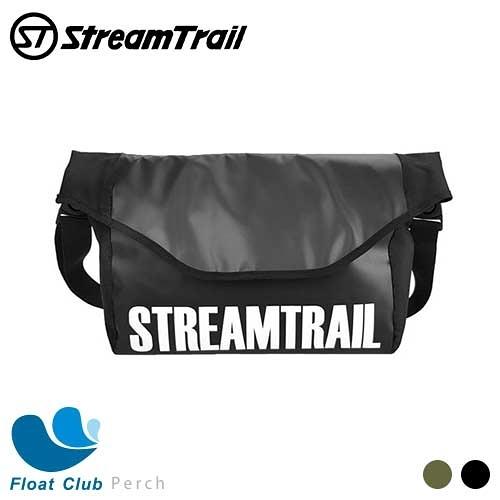 獨家贈擦拭布【StreamTrail】日本潮流防水包 Perch 郵差包 多功能收納包 防水包 背包 原價2680元