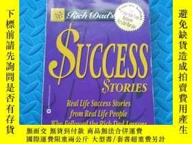 二手書博民逛書店Rich罕見Dad s Success StoriesY6699 Robert T. Kiyosaki War