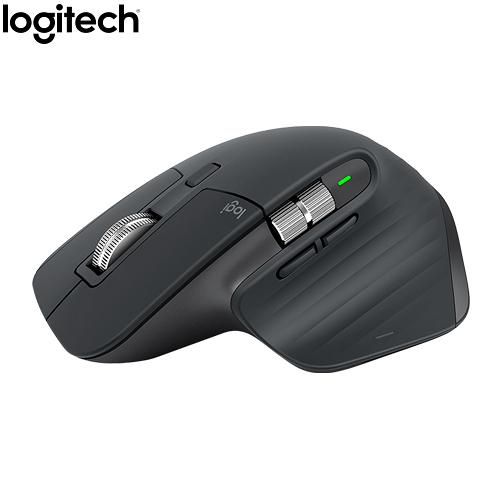 【限時至0228】 Logitech 羅技 MX Master 3 無線滑鼠 黑色