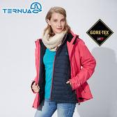 【西班牙TERNUA】女 2in1 Gore-Tex 防水透氣外套1642902 (S-XXL) / 城市綠洲(Primaloft、兩件式、保暖、防風)