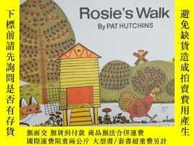 二手書博民逛書店Rosie S罕見Walk. .......Y12498 Pat