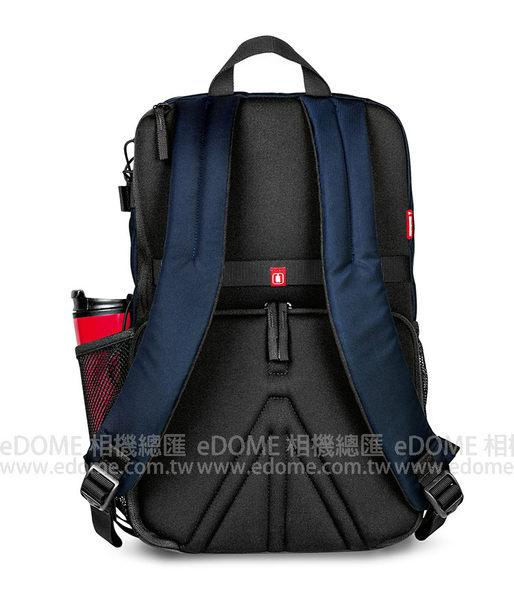 MANFROTTO 曼富圖 NX CSC 藍 藍色 開拓者微單眼後背包 (0利率 免運 公司貨) 相機包 空拍機包 MB NX-BP-BU