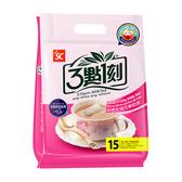 3點1刻經典玫瑰花果奶茶(20g*15p/袋)【愛買】