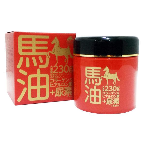 馬油保濕乳霜 (230g)