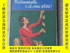 二手書博民逛書店Mademoiselle,罕見s il vous plaît