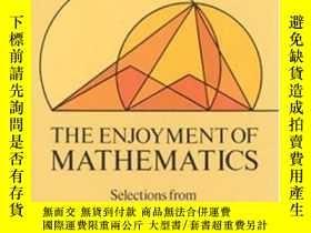 二手書博民逛書店The罕見Enjoyment Of MathematicsY255562 Hans Rademacher Do