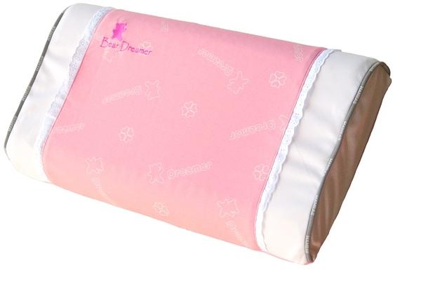 Mam Bab夢貝比-好夢熊大健康枕(NB-2894粉) 890元