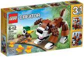 【LEGO 樂高積木】Creator 創意大師系列 - 公園動物 LT-31044