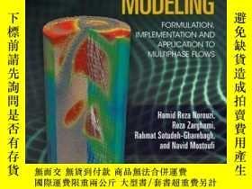 二手書博民逛書店Coupled罕見CFD-DEM Modeling: Formulation, Implementation an
