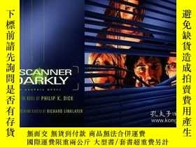 二手書博民逛書店A罕見Scanner Darkly [graphic Novel]Y256260 Philip K. Dick