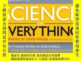 二手書博民逛書店National罕見Geographic Science of