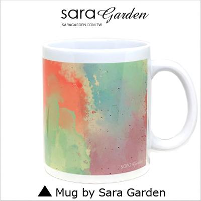 客製 手作 彩繪 馬克杯 Mug 水彩 Color 暈染 彩色 咖啡杯 陶瓷杯 杯子 杯具 牛奶杯 茶杯