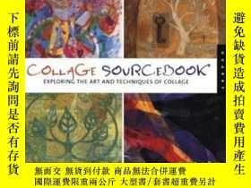 二手書博民逛書店Collage罕見SourcebookY364682 Holly Harrison Quarry Books