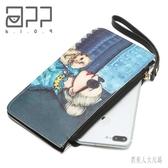 手拿包可愛日韓版長款女錢包學生零錢包袋手機包長夾 JH1511『俏美人大尺碼』