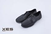 XES紳士休閒風格鞋 黑色