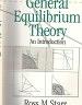 二手書R2YB《General Equilibrium Theory An In