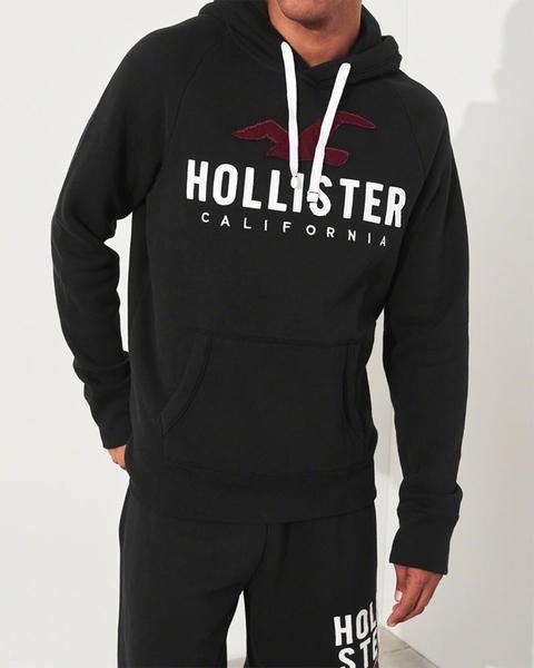 時時樂 HCO Hollister Co. 男 帽T外套 J688