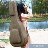 吉他包-ruiz魯伊斯加厚吉他包雙肩琴包39寸40寸41寸防水防震民謠吉他琴包 快速出貨 YYS