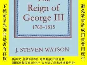 二手書博民逛書店The罕見Reign Of George Iii, 1760-1