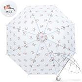 樂嫚妮 自動開傘/直立雨傘-可樂