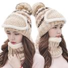 帽子女針織毛線帽