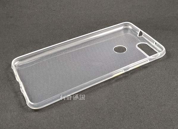 超薄透明軟殼 [透明] ASUS ZenFone Max Plus (M1) ZB570TL 5.7吋