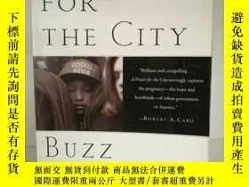 二手書博民逛書店A罕見Prayer for the City by Buzz B